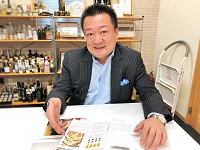 http://iishuusyoku.com/image/小豆島出身、都内百貨店での勤務経験も持つ社長。社長自ら、あなたに商品企画のノウハウを教えます!
