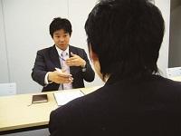 http://iishuusyoku.com/image/学生の気持ちに寄り添い、一人ひとりの思い描く未来に向けて丁寧に向き合っていきます。