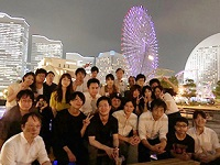 https://iishuusyoku.com/image/先日のクルージングパーティーでは全社員が参加!仲が良い和やかな雰囲気も同社ならではの魅力◎