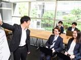 http://iishuusyoku.com/image/リーダーやマネージャーになったり、プログラミングスクールの講師になったりと、豊富なキャリアをご用意。社内で勉強会も実施し、スキルアップが可能な環境です。