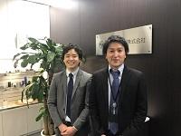 いい就職.comから入社をした先輩社員も活躍中!定着率がとても高く若手にも仕事を任せてくれる社風があります。