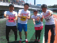 http://iishuusyoku.com/image/マラソン同好会も あるので、仕事以 外にも趣味が同じ 仲間達と楽しんで います。