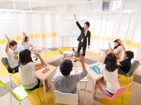 これからの時代に求められる 【リーダーシップ】【イノベーション】【クリエイティブ】【豊かな感性】の4つの力。 これらの力を育むための教育を担う新ブランドが開校しました!