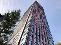 本社のあるオフィスビルの空調も同社がコーディネート。年間1,000件を超えるビルと関わっています!