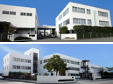 http://iishuusyoku.com/image/刈谷工場(上)と大府工場(下)です。車通勤OKで駐車場は地下にあるから雨の日でも濡れずに通勤できます◎