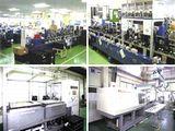https://iishuusyoku.com/image/技術力が強み!射出成形機の完全自動システム化、CADシステム、リーク検査機、水圧検査システムなど、最新設備を導入しています。