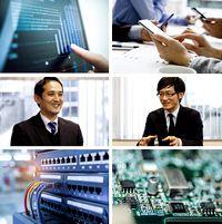 主にサーバ・ストレージ・産業用PCの設計〜販売や、クラウド型システムの提供を行っています。国内でも有名な上場企業、グローバル企業、有名大学、最先端の研究所をはじめ、さまざまな業界と取引があります!