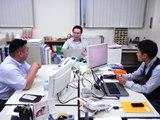https://iishuusyoku.com/image/非常に風通しが良く、社内もコミュニケーションが活発におこなわれています!わからないこともどんどん相談できる環境です!