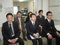 http://iishuusyoku.com/image/入社式の様子です。次に入社をするのはあなたかもしれません!