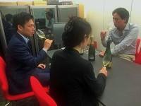 https://iishuusyoku.com/image/社内での試飲会や、ワインスクールに定期的に通いながら、ワインに関する知識を深めていきます。
