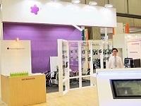http://iishuusyoku.com/image/積極的に展示会に出展し、製品の魅力を多くのお客様に伝えています!