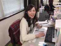 https://iishuusyoku.com/image/お客様からお手紙を頂いた時はとても嬉しくやりがいを感じます。お客様の生の声は社内で共有し、商品企画に役立てます!
