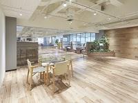総勢200名を超えるクリエイターが在籍。クリエイティブかつデザイン性溢れる快適なオフィス空間で働けます。
