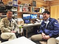 "https://iishuusyoku.com/image/""国立博物館や美術館の光のプロ""(写真右)と、""商業施設照明のプロ""(写真左)が、あなたに技術を伝授します!"