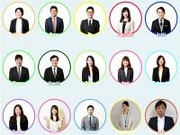 首都圏営業部のメンバー。20代〜30代の社員が中心となって活躍中!元気いっぱいの社風です!