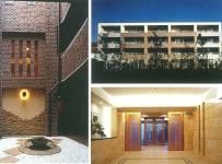 あなたの街にもきっと同社が手掛けた物件があるはず!共同住宅(マンション)、ビル、事務所の意匠設計・監理を手掛けている設計事務所です!