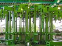 http://iishuusyoku.com/image/スピード=安定を両立した最高峰全自動充填機。ハイテク制御で、安全と格段の高効率を実現しています。