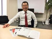 https://iishuusyoku.com/image/わかりやすく飾らない痛快な語りが魅力の社長。社長の手掛ける全国のセミナーにも同行するので、いろんな話が聞けるかも!
