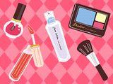 http://iishuusyoku.com/image/ドラッグストアや百貨店などにも陳列されている、オシャレな化粧品のパッケージや、販促物、POP、什器などを、ワンストップで提供しています!