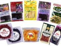 一般消費者向けのパッケージ商品。スーパー、百貨店を中心に販売しています。