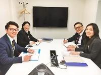 https://iishuusyoku.com/image/薬事業務と聞くと堅いイメージがありますが、優しい先輩ばかり!社長との距離も近くフレンドリー。