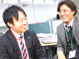 http://iishuusyoku.com/image/各分野の専門性を高め、より精度の高いものづくりを追求するために、開発分野ごとのカンパニー制を敷いています。