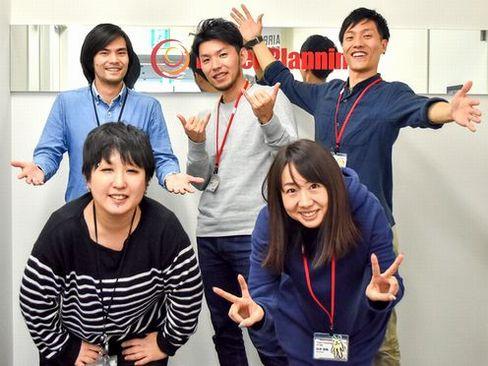 https://iishuusyoku.com/image/20〜30代を中心とした若いメンバーが主役となって活躍する職場です。自由に会話の行き交う雰囲気で、ベンチャーマインドに溢れる同社は、成長意欲の高い方にピッタリな職場です。
