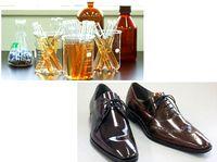 メインとなる化学品事業部から、現在は大手スポーツメーカー及び大手ファッションブランドにおける靴のOEM企画も手掛けています。