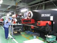 海外生産体制の構築をいち早く進め、現在では韓国、フィリピン、中国、ベトナムに生産拠点を持つグローバルニッチトップ企業としてさらなる成長を続けています。