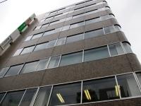 江東区に所在するO社。これぞ商社!という立派なビルにオフィスを構えています!天気の良い日には富士山も見える眺望は圧巻です!