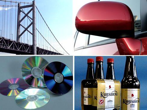https://iishuusyoku.com/image/同社で扱う化学品は、建物、自動車などの外装に使われる塗料のほか、ペットボトルや化粧品の原料、CDやDVDなど、日々の生活に欠かせない、幅広い分野で使用されています。