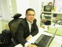 https://iishuusyoku.com/image/「会話を大切にする会社を創りたい」と語る社長。社員コミュニケーションも盛んな風通しの良い社風です。