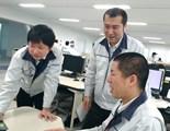 http://iishuusyoku.com/image/先輩社員がすぐ側にいるので仕事を学びながら、能動的にどんどんできることに挑戦して取り組んでいってください。