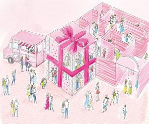 https://iishuusyoku.com/image/大手化粧品会社の「エスティ ローダー グループ」のピンクリボンキャンペーン25週年イベントの企画、制作、運営を行いました!