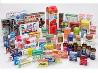 """ご家庭、地域、そして医療の最前線まで。お客様の健康を多彩なステージを支える""""複合型医薬品企業""""です!"""