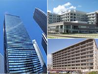 某大手企業の特約店として、京都大学、兵庫県立加古川医療センター、ホテル竹園、ヤンマー新本社ビル、神戸ベイシェラトンなどのビルシステムを手掛けているエンジニアリング企業です!