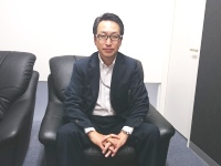 http://iishuusyoku.com/image/同社の社長。末永い顧客サービスと社員が安心して働ける会社を創りたいと思い創業しました。