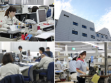 http://iishuusyoku.com/image/加工・生産技術の向上を積み重ねてきました。高い品質の製品は、トヨタ車の一部分として日本だけでなく海外でも広く供給され使われています。