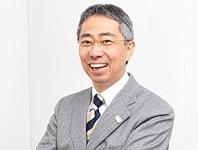 志を大切に!大阪から人々に元気と幸せを発信していく魅力的な社長です!