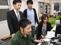 https://iishuusyoku.com/image/代表をはじめ、社員同士がフラットな関係!フラットな繋がりで、すぐに馴染めるアットホームな職場です。
