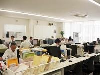 https://iishuusyoku.com/image/オフィスの雰囲気は和やか。20代から50代まで幅広い年代の社員が在籍しています。