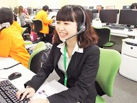オフィスで働く人たちの、パソコン操作やシステムまわりにおける「困った!」を解決する仕事です!