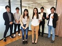 『innovation × smile』クールでエキサイティングな「マーケティングコンサルティングチーム」で、あなたも活躍していきませんか?