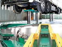自動車製造工場に検査設備を、自動車整備工場に整備機器を提供している機器メーカーで、あなたも営業職として活躍していきませんか?
