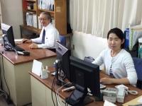 https://iishuusyoku.com/image/社内は仕切りがなく、フラットなオフィスの作りになっています。皆さんのデスクを用意し、入社する日を心待ちにされています。