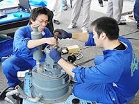 https://iishuusyoku.com/image/社内外での研修会実施やメーカーライセンス取得などに力を入れ、全社員の技術力底上げを目指しています。