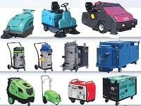 駅や大学、商業施設、工場など、あらゆる産業に環境クリーニング機器を届ける「環境美化創造企業」です!