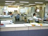 社内は落ち着いており、とてもきれい!毎日気持ち良く働けるでしょう!!