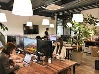 """顧客も自社の社員も幸せになれる仕事ができる、デジタルに特化した""""新世代の広告代理店""""を目指しています!"""