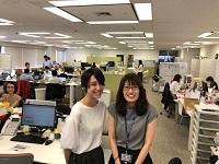 https://iishuusyoku.com/image/事務職(業務職)で、いい就職.comを通じて入社をしている社員が10名以上います!入社後も丁寧に研修を行ってくれるので安心をして応募して下さい!